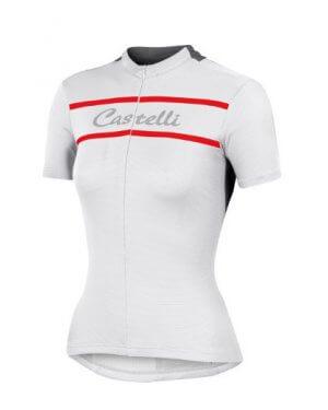 Castelli Promessa Wmn's Womens Jersey Short Sleeve