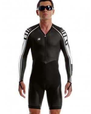 Assos Chronosuit cS Uno_S5 Mens Bibshort - Black