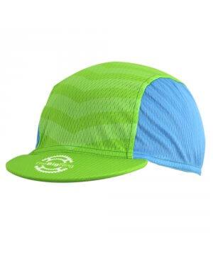 Cap Big Ring Arrow Blue/Green