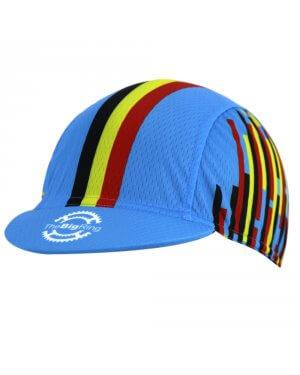 Cap Big Ring Belgium Blue