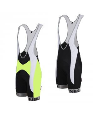 Nalini Locone Mens Bibshorts - Fluro Yellow